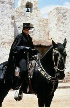 New World Zorro