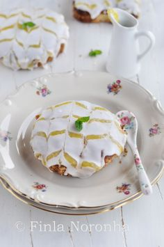 Citrus and Marzipan Bakewell Tarts http://www.mykitchentreasures.com/2014/04/citrus-marzipan-bakewell-tart.html