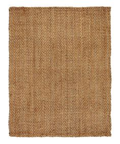Love this Mirage Jute Rug by Bambeco on #zulily! #zulilyfinds