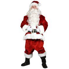 Imperial Santa Suit (Crimson) Costume - 50-54