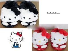 Hello Kity slippers on Rakuten Global Market