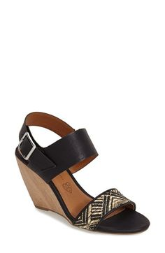 BC Footwear 'Retriever' Wedge Sandal (Women) available at #Nordstrom