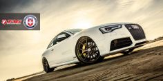 Gallery: TAG Motorsports Audi RS 5 with HRE P101 Wheels - Fourtitude.com