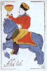Resultado de imagen de barajas españolas caballos