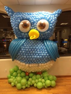 Whoooooo's excited to get their party on with Dream Factory Balloons? We sure hope you are! Visit our website or visit our store on the Boulevard in Kenilworth, New Jersey to learn more! Balloon Crafts, Balloon Decorations, Baby Shower Decorations, Balloon Ideas, Love Balloon, Balloon Wall, Owl Balloons, Balloon Arrangements, Balloon Animals