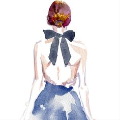 Marchesa illustration ""