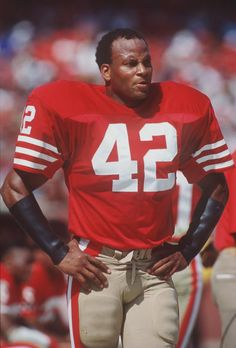 6cda9d0853562 Ronnie Lott is one of the baddest players in all of Bay Area football  history.