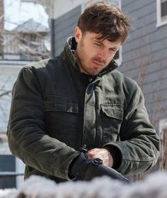 Manchester by the Sea Lee Chandler Jacket
