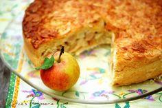 Patce's Patisserie: Florentiner Apfel-Torte [Der beste Apfelkuchen der Welt...oder im ganzen Kuchenuniversum.]