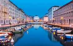 A cidade de Trieste, no Nordeste da Itália, oferece diversas programações multiculturais. Saiba o que fazer e onde ir na cidade!