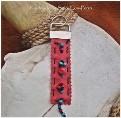 TAKODA No. 5 - Schlüsselanhänger von °Solo-Con-Perro° http://de.dawanda.com/shop/Solo-Con-Perro