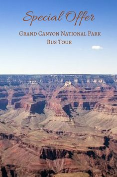 Thinking of dropping by the Grand Canyon? This is your chance! Enjoy a special offer on our Grand Canyon Bus tour. Grand Canyon Tours, Grand Canyon National Park, National Parks, Disney World Trip, Arizona, Trips, Cruise, Goals, Activities