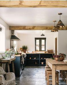 Farmhouse inspired Kitchen | Kitchen