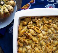 Quick Dinner Recipe: Pumpkin & Ricotta Pasta Casserole | Kitchn