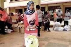 Bantuan Khas Bencana Alam Pelajar Miskin - Yayasan Pelajaran MARA (YPM)