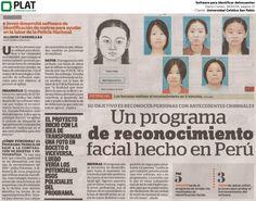 Universidad Católica San Pablo: Software para identificar delincuentes en el diario Correo de Perú (18/02/16)