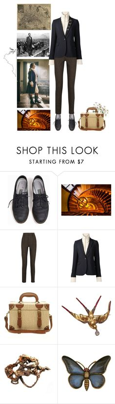 """""""But, I'm going to love Virginia!"""" by a-romantic-at-oxford ❤ liked on Polyvore featuring Canvas Home, Alice + Olivia, Veronica Beard, ASOS and Avalaya"""