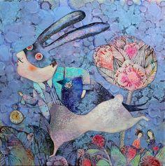 Белый кролик - Вверх ногами
