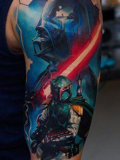 Tymur Denysenko > Join the Dark Side
