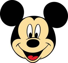 mickey_face.png (939×870)