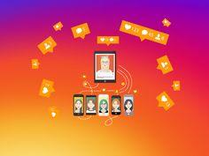 Como ganhar seguidores no Instagram Mais Social Media Digital Marketing, Internet, Nerd, Instagram, Blog, Design, Costa, Quotes, Social Media