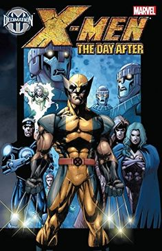 X-Men: Decimation - The Day After (X-Men (2004-2007)):   Collects Decimation: House of M - The Day After, X-Men (2004) #177-181.br /br /It was the worst day in X-Men history. Now it's the day after. The House of M is over, but the effects will be felt for the rest of their lives. How do the X-Men pick up the pieces in a world that has completely changed? Plus: Something's amiss at the House of Xavier! A sneak attack forces the X-Men to re-evaluate just who their friends are, and to ali...