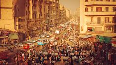 Streets of Cairo, Egypt. Living In Arizona, Cairo Egypt, World Photography, All Over The World, Us Travel, Travel Inspiration, Street View, Explore, City