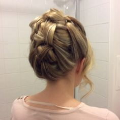 Bridal hair up do inspired by Taylor swift love story music video. Bridal Hair Up, Wedding Up Do, Hair Designs, Up Hairstyles, Taylor Swift, Love Story, Music Videos, Inspired, Hair Styles