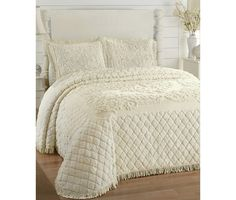 Josephine Chenille Bedspreads - Quilts & Bedspreads - Bed & Bath - Macy's