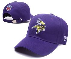 Minnesota Vikings NFL Baseball Caps Purple Curved Brim Hats|only US$6.00 - follow me to pick up couopons.