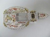 Yuma Line Belt Buckles   Usher Brand