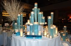 """Corporate Family Event- """"Evening of Exploration:"""" Water Station"""