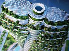 Les villes biomimétiques