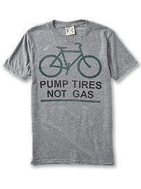PalmerCash Pump Tires, Not Gas T-shirt