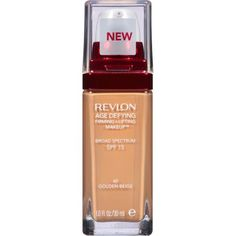 Revlon Colorstay Whipped Creme Makeup, Gold | Revlon, Makeup and Gold
