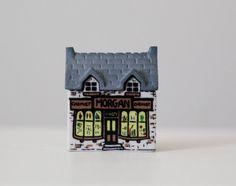 Morgan Chemist House Whimsey-on-Why Village by SecondsByJaneElaine