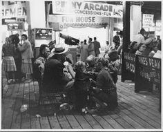 Penny Arcade, Manitou Springs, Colorado 1960's