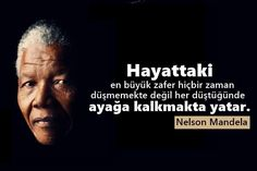 Nelson Mandela Sözleri Nelson Mandela For Kids, Nelson Mandela Prison, Nelson Mandela Pictures, Nelson Mandela Biography, Nelson Mandela Quotes, Wise Quotes, Happy Quotes, Motivational Quotes, Funny Quotes