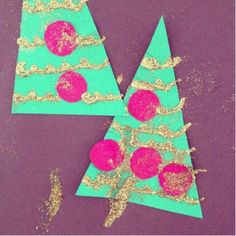 11 Easy Christmas Crafts for the Kiddos