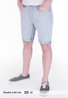 Billabong Outsider-5-Pockets-Denim - titus-shop.com  #Shorts #MenClothing #titus #titusskateshop