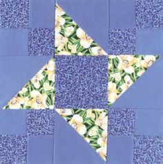 "HowStuffWorks ""Quilted Friendship Star Quilt Pattern"""