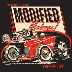 RRR-ModifiedMadness-Back by Mike Shoaf, via Flickr