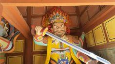 Temple guard 3