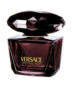 Crystal Noir by Versace Perfume for Women oz Eau de Parfum Spray - from my Perfume Scents, Perfume And Cologne, Best Perfume, Perfume Bottles, Versace Crystal Noir, Catty Noir, Dolce E Gabbana, Beautiful Perfume, Vintage Perfume Bottles