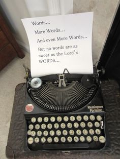 WRITERS' PARTY DECOR....  WORDY...BOOKY...FUN WITH LETTERS AND QUOTES