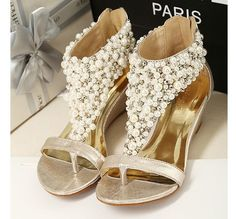 Free shipping 2013 summer fashion glitter rhinestone sandals gladiator style sandals sexy wedge flip flop lady shoes brand $28.47