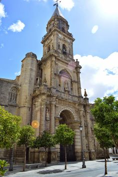 FOTOGRAFIAS DEL MUNDO: Vidrieras de la Iglesia de San Miguel de Jerez de ...
