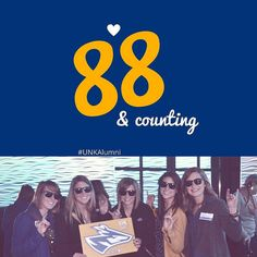 Join the 88 Lopers and counting at the Loper After Hours in Omaha on Wednesday Jan. 27 from 5:30 to 7:30 pm at Champions Run! #unkalumni