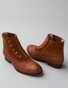 YMC Victorian boots