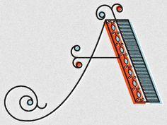 Adam Grason. Tedious Font work? Of course I love it!